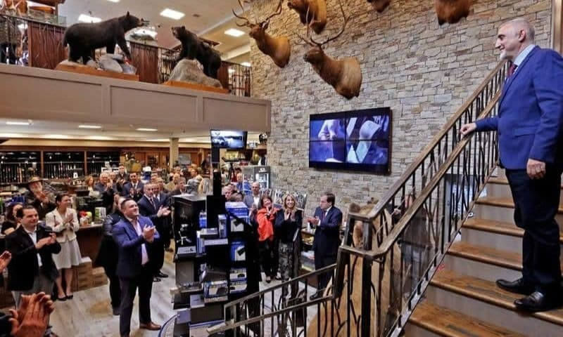 For owner of Preserve, dream becomes reality with opening of store, shooting range